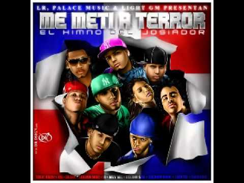 Shadow Blow, Dkano, Shelow Shaq, & Mas - Me Meti a Terror (Remix)