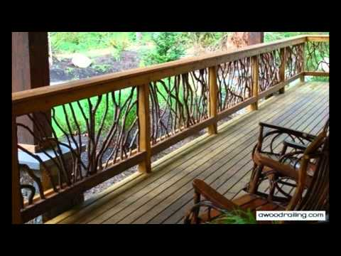 Best Deck Railing Designs New For 2015 Youtube