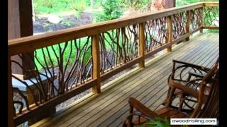 Best Deck Railing Designs [new For 2015]