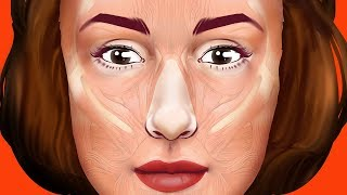10 Simple Facial Exercises Will Make You Look Younger