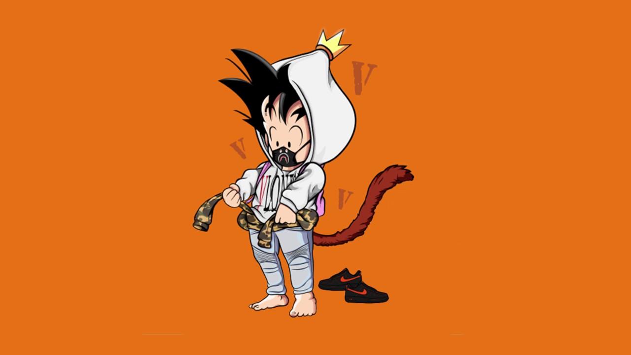 Naruto x dbz - 3 4