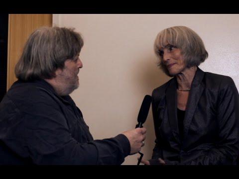 Birmingham , 20161112: Edith Scob, 27th Festival of tastic Films