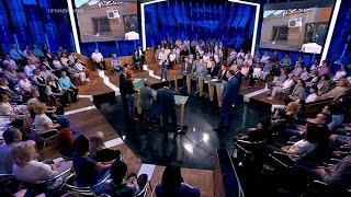 Политика с Петром Толстым 03.06.2015 Восток Украины: снова война?