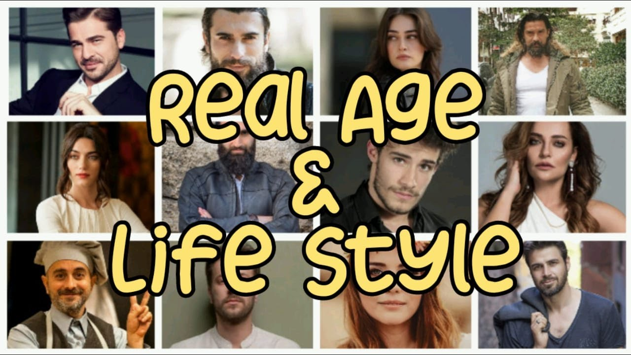 Dirilis Ertugrul's Cast | Real Name, Age and Life Style