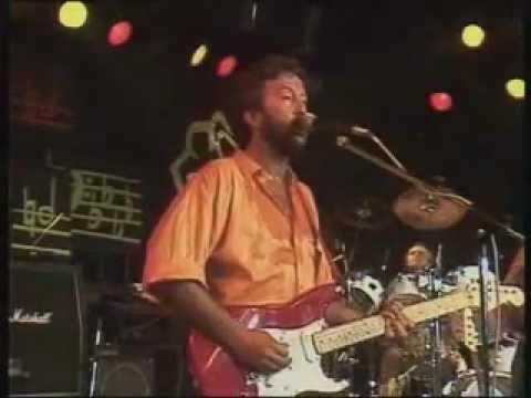 ERIC CLAPTON | Live at Montreux Jazz Festival (Switzerland, 1986)