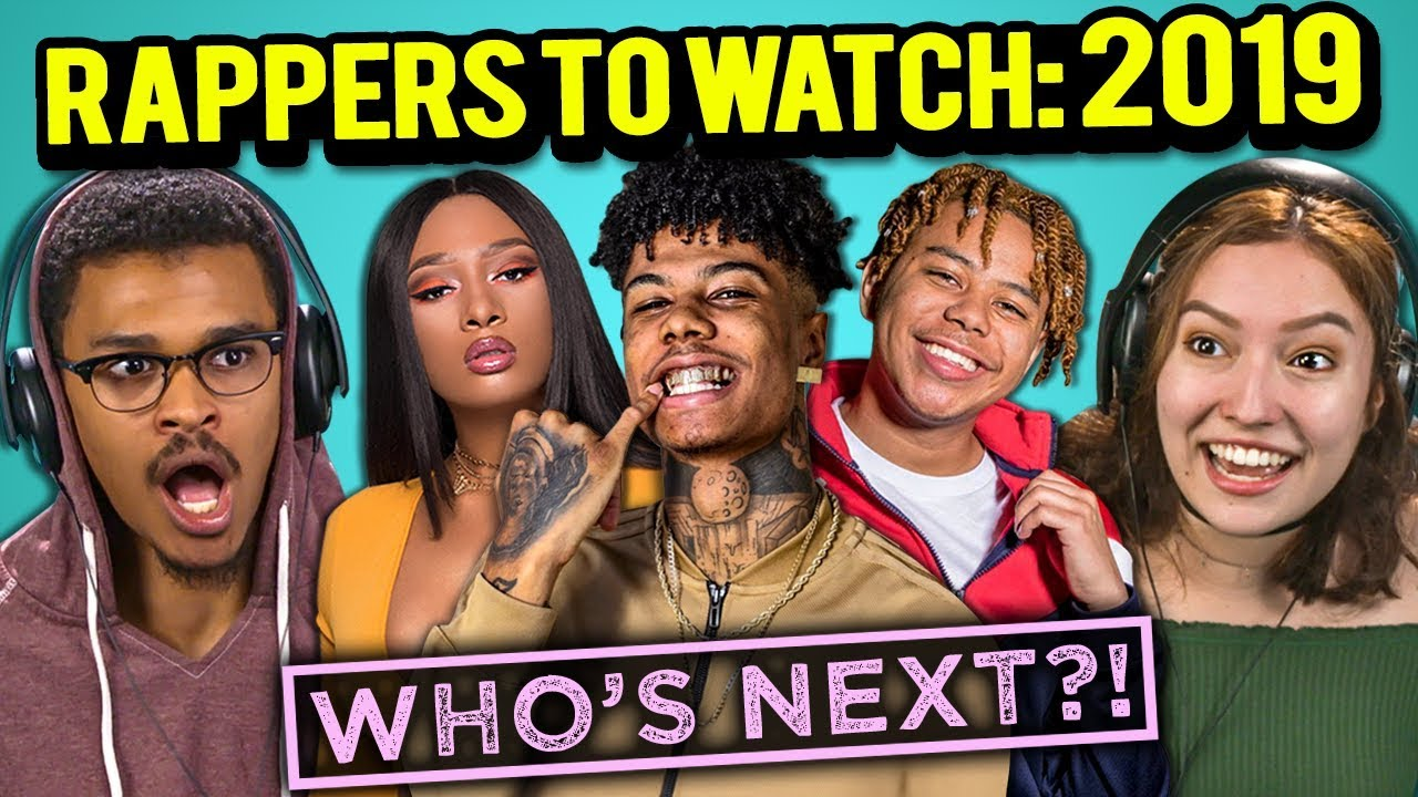 College Kids React To 10 Rappers To Watch In 2019 (Blueface, YBN Cordae, City Girls)