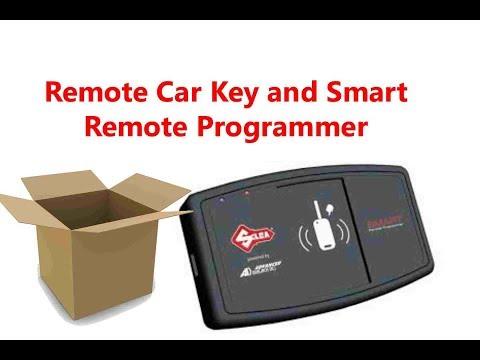 Silca Car Key Remote Programmer  New Un-boxing