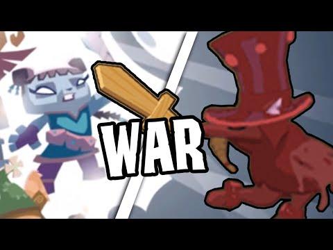 ANIMAL JAM WAR BROKE OUT