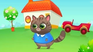 Котик Bubbu #10 My Virtual cat Bubbu – Мультфильм Игра Gameplay