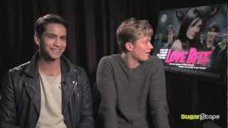 'I'd play Zayn Malik in a film about his life' - Luke Pasqualino and Ed Speleers interview