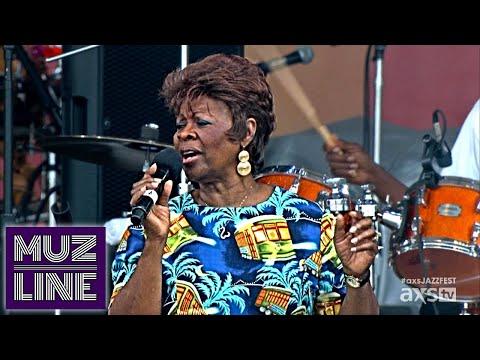 Irma Thomas - New Orleans Jazz & Heritage Festival 2015