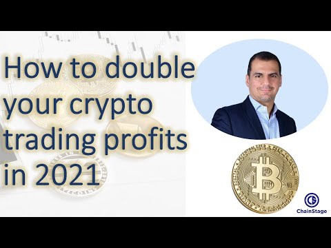 Double Your Crypto Currency profits in 2021