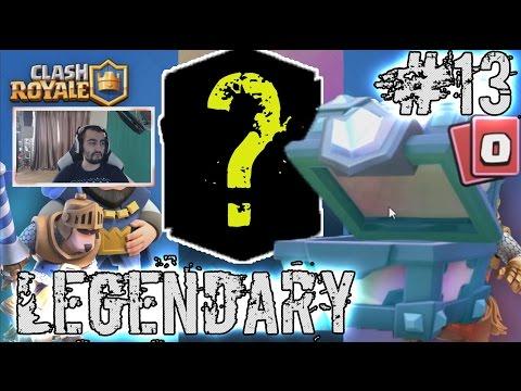 Clash Royale #13 LEGENDARY CHEST