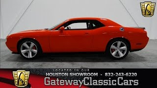 Dodge Challenger SRT8 (2008) More Pictures Videos