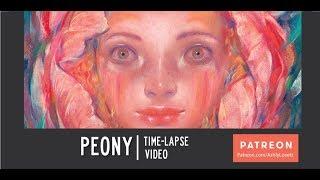 Peony Limited Edition Print