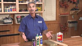 Outdoor Planter Box: Part 1 - Polyurethane Glues