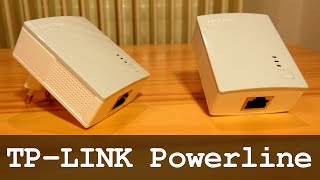 TP-LINK TL-PA411 KIT Powerline AV500 Ethernet LAN Adapter 500Mbps | Unboxing and Configuration