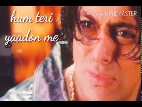 Tere Ishq Ny Sathiya Mera Haal Kia Kar Diya 'Salman Khan' Heart Touching Video & Song 2018