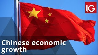 China's economy grows at lowest level in 28 years