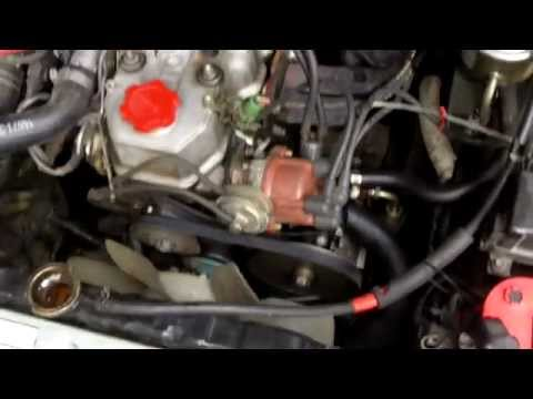 Runner Wiring Diagram Howto Change Belts On 22re Toyota Alternator Power