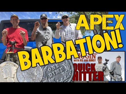 QH65: Apex Barbation - DWKGR Quick Hitter