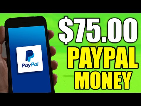 Earn $75.00 PayPal Money! (Make Money Online)