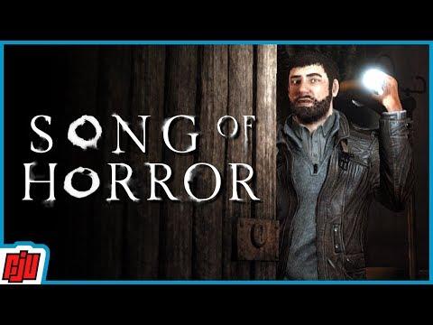 Song Of Horror | Horror Game | PC Gameplay | Full Walkthrough