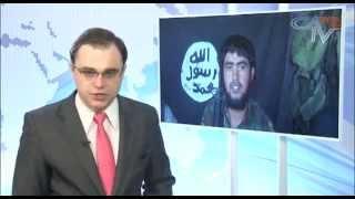 """Таджик - террорист убил 14 человек в Ираке?. Новости Таджикистана. ИГИЛ , ИГИЛ видео(По данным арабской прессы, которая опиралась на очередное видео послание """"Исламского государства"""", сообш..., 2015-06-25T16:40:52.000Z)"""