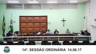 Sessão da Câmara 14.06.17