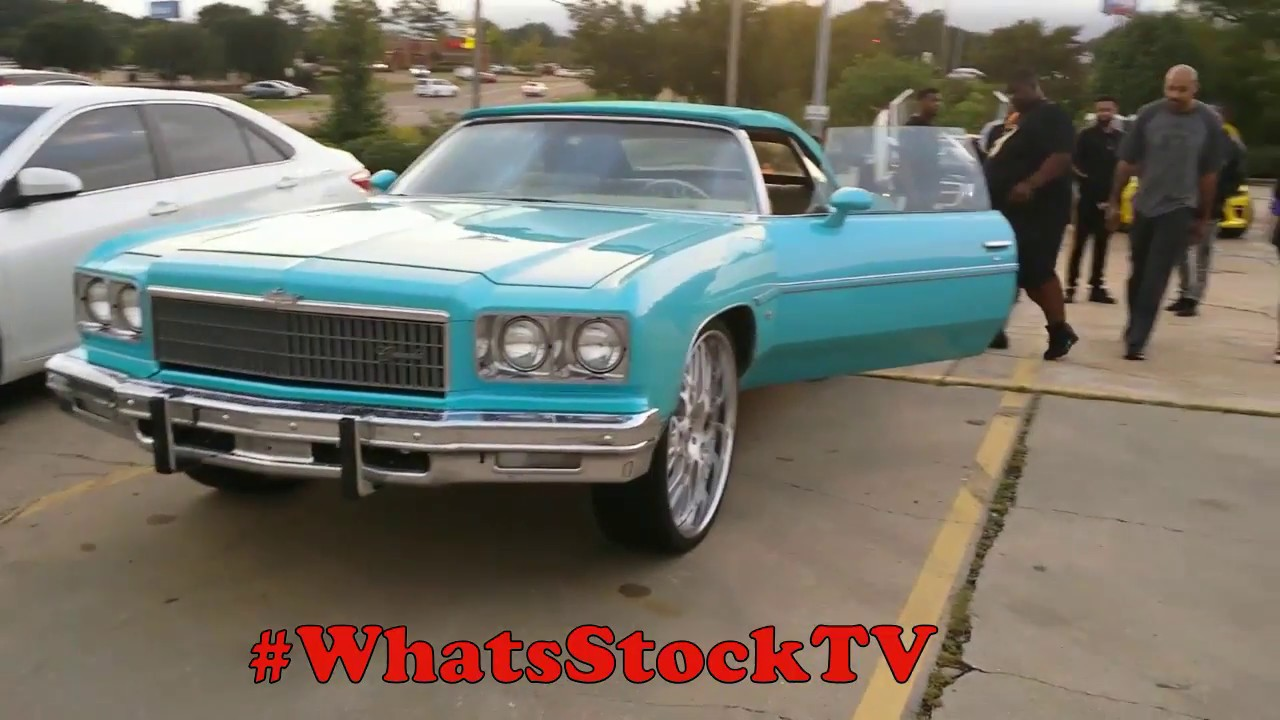 Whatsstock TV Rim Tyme Car Show Jackson MS YouTube - Car show jackson ms