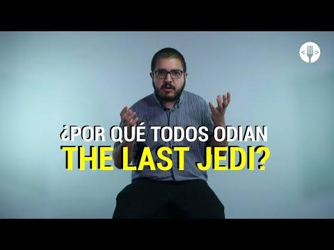 ¿Por qué todos odian The Last Jedi?