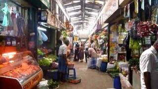 Sri Lanka,ශ්‍රී ලංකා,Ceylon,Kandy Town:Visit of a covered market (02)