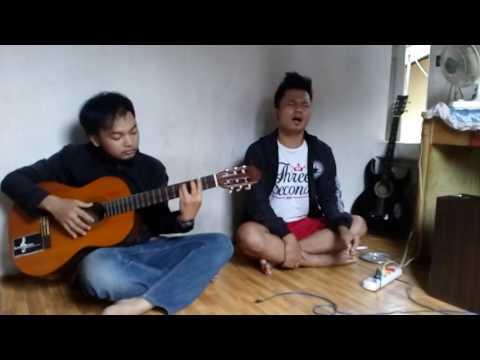 Ungu - tanpa hadirmu (cover by max)