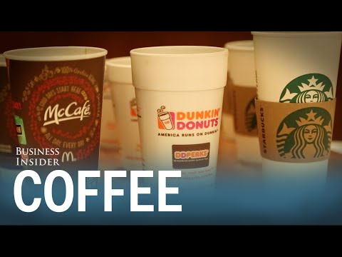 Starbucks, Dunkin' or McDonald's — which coffee is the best value?
