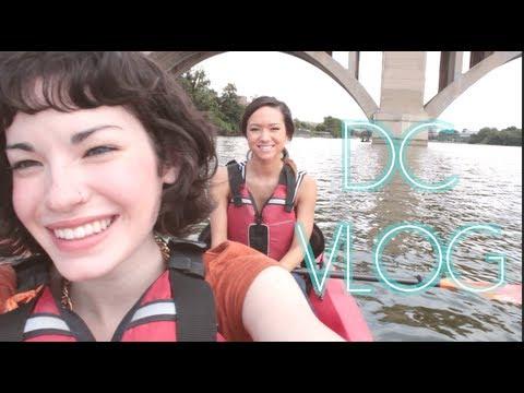 DC Vlog + Haul | LaMadelynn