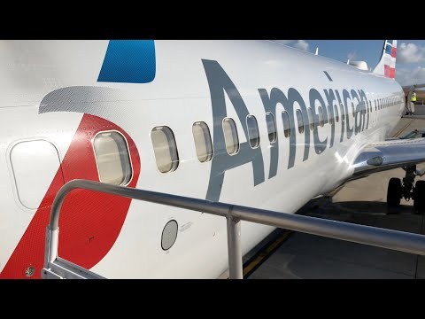 GRENADA TO MIAMI | AMERICAN AIRLINES - ECONOMY | B737 | TRIP REPORT