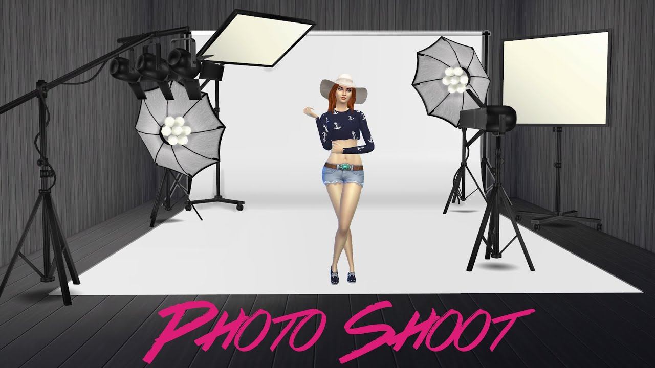The Sims 4: Photo Studio Set, Body Filth, & More