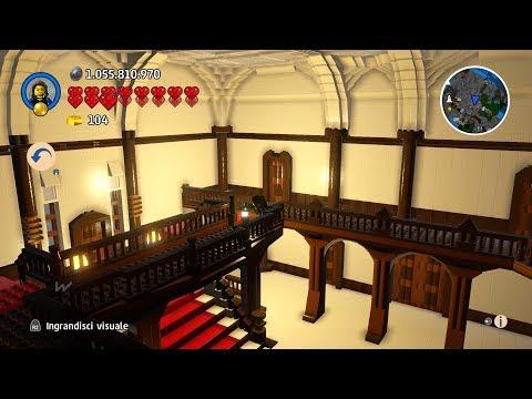 Lego Worlds  - resident evil - part 1 -  Jill Valentine
