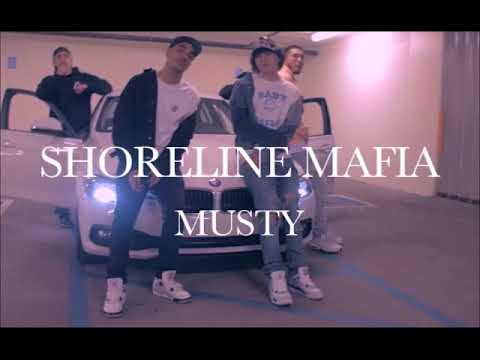 Shoreline Mafia - Musty ( Instrumental ) ReProd. YoRittchieHitThatShit