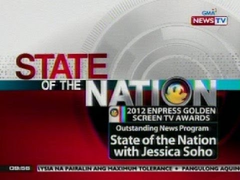 SONA: State of the Nation with Jessica Soho, Outstanding News Program