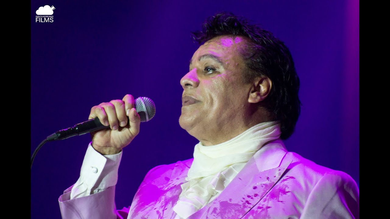 Juan Gabriel - Así Fue (En Vivo 2015)