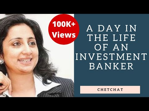 Day in the Life of an Investment Banker I Manisha Girotra I Success Stories I ChetChat