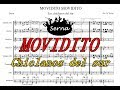 Movidito movidito Charanga - Partitura Arreglos musicales Serna