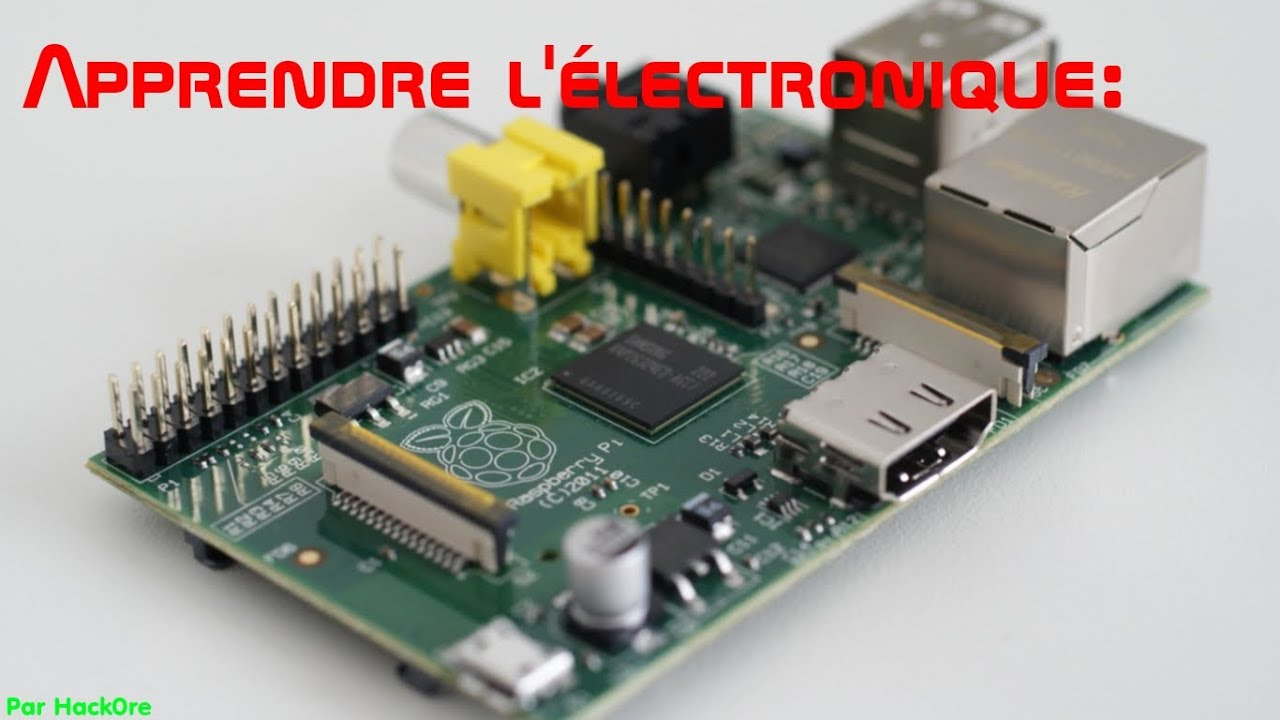 Apprendre L U0026 39  U00e9lectronique   2  Pr U00e9sentation Et Utilisation