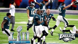 Eagles Are Champs Celebration PT 2, What A Game, What A Coach, What A QB, What A Team!!!