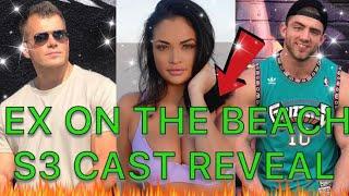 Ex on the beach season 3 cast reveal ...