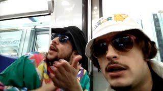 Lorenzo & Rico qui font du sale