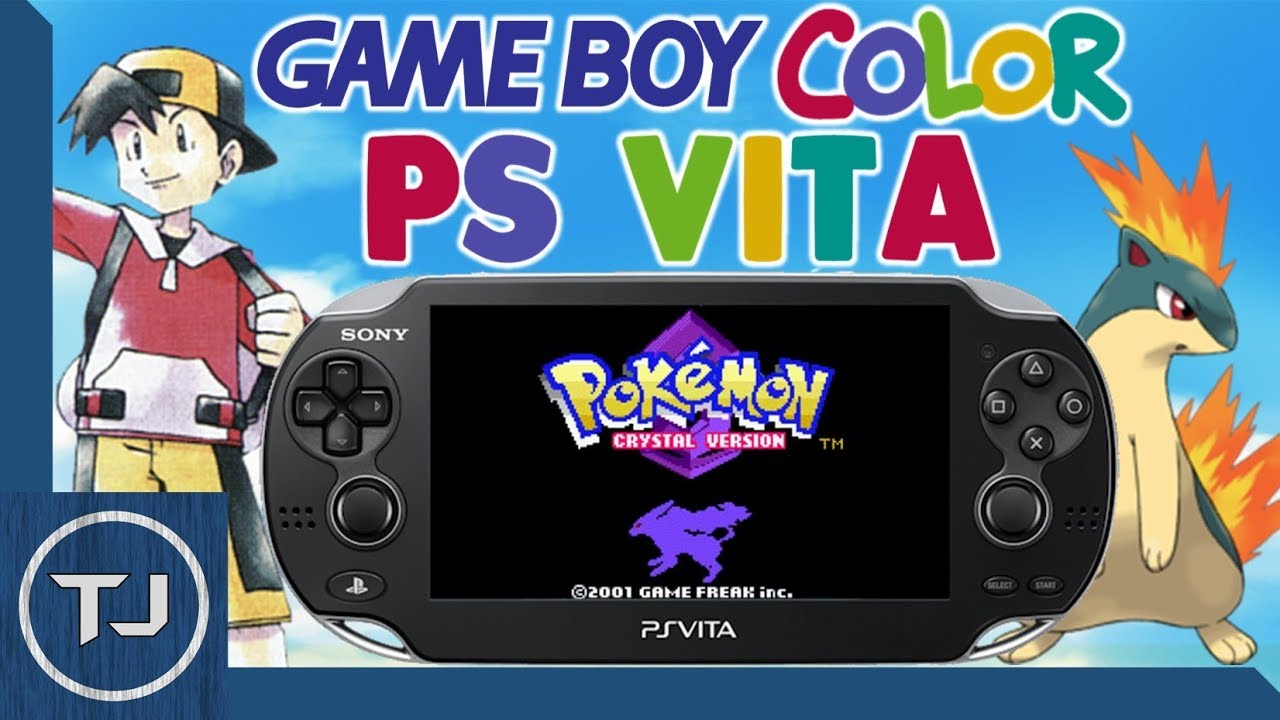 Gameboy color emulators - Ps Vita 3 65 Gameboy Color Emulator Masterboy Vhbl 2017