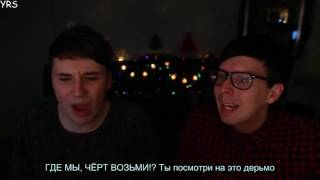 THE SLENDER CHRISTMAS SPECIAL! rus sub