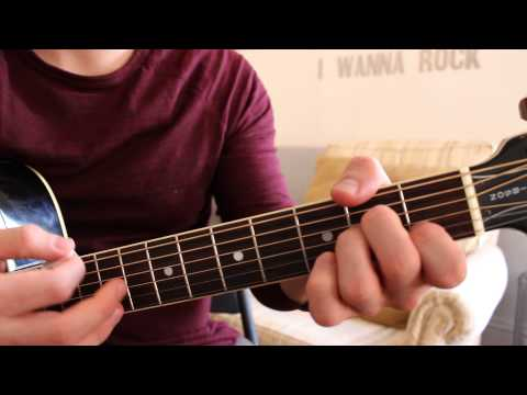 Kesha - Past Lives (Guitar Chords & Lesson) by Shawn Parrotte